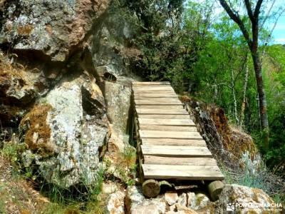 Río Cega,Santa Águeda–Pedraza;las presillas rascafria parque nacional de monfragüe viajes progr